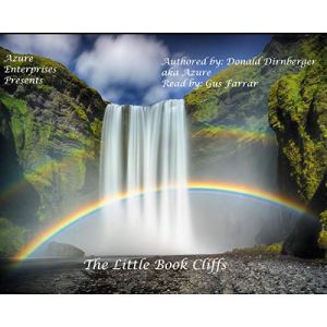 The Little Book Cliffs: A Volume of Poems audiobook cover art