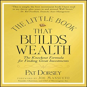 The Little Book That Builds Wealth audiobook cover art