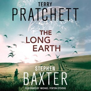 The Long Earth audiobook cover art