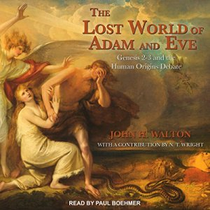The Lost World of Adam and Eve audiobook cover art