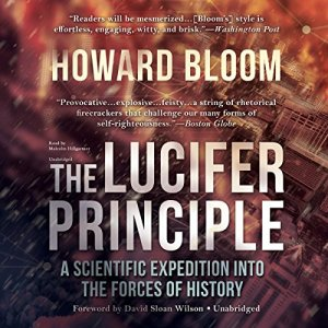 The Lucifer Principle audiobook cover art