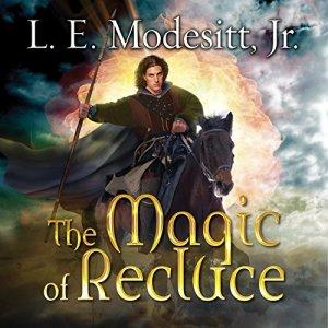 The Magic of Recluce audiobook cover art