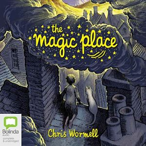 The Magic Place audiobook cover art