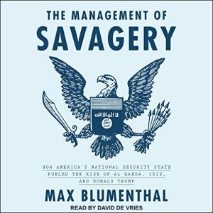 The Management of Savagery audiobook cover art
