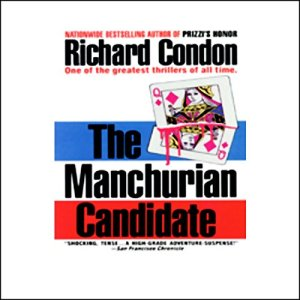 The Manchurian Candidate audiobook cover art