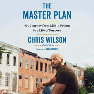 The Master Plan audiobook cover art