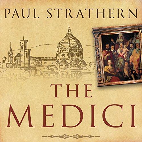 The Medici audiobook cover art