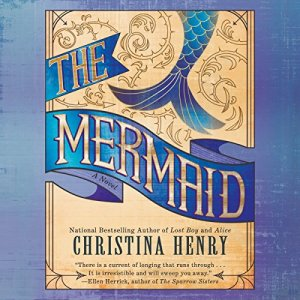 The Mermaid audiobook cover art