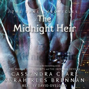 The Midnight Heir audiobook cover art