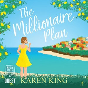 The Millionaire Plan audiobook cover art