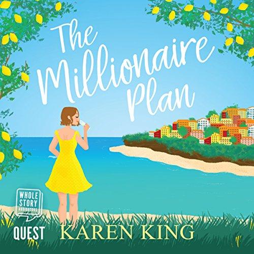 The Millionaire Plan audiobook cover art