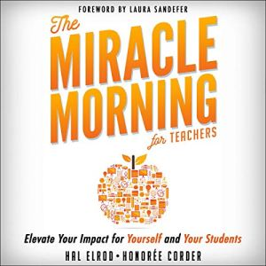 The Miracle Morning for Teachers audiobook cover art