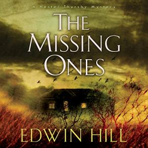 The Missing Ones audiobook cover art
