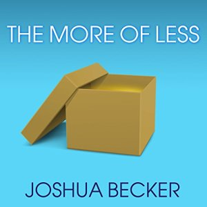 The More of Less audiobook cover art
