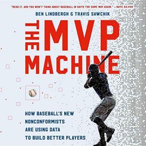 The MVP Machine audiobook cover art