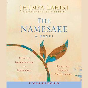 The Namesake audiobook cover art