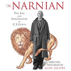 The Narnian audiobook cover art