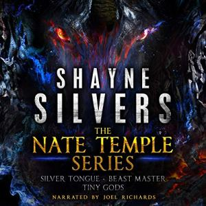 The Nate Temple Series: Books 4-6 audiobook cover art
