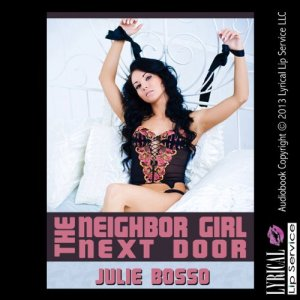 The Neighbor Girl Next Door audiobook cover art