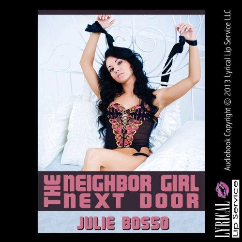 The Neighbor Girl Next Door audiobook cover art