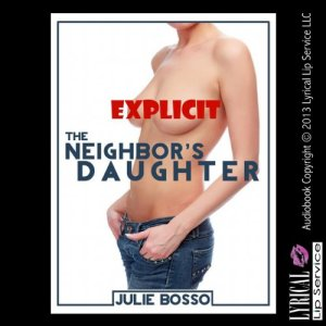 The Neighbor's Daughter audiobook cover art