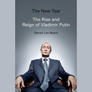 The New Tsar audiobook cover art