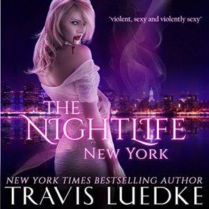 The Nightlife: New York audiobook cover art