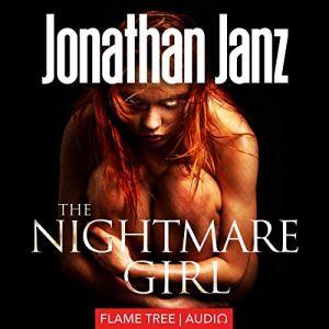 The Nightmare Girl audiobook cover art