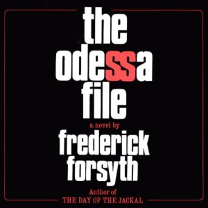The Odessa File audiobook cover art