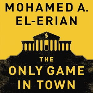 The Only Game in Town audiobook cover art