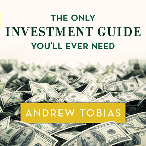 The Only Investment Guide You'll Ever Need audiobook cover art