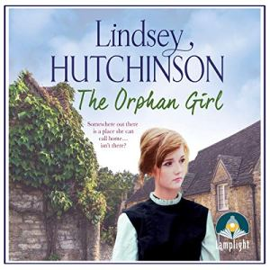 The Orphan Girl audiobook cover art