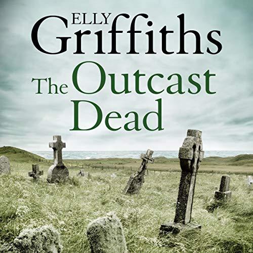 The Outcast Dead audiobook cover art