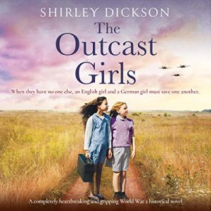 The Outcast Girls audiobook cover art