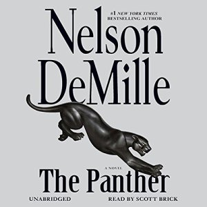 The Panther audiobook cover art