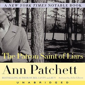 The Patron Saint of Liars audiobook cover art