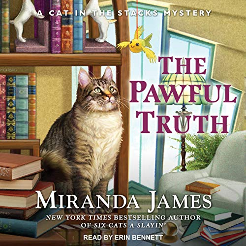 The Pawful Truth audiobook cover art