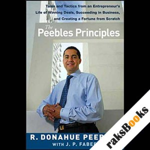 The Peebles Principles audiobook cover art