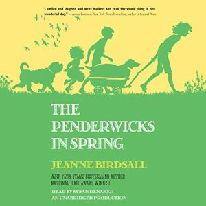 The Penderwicks in Spring audiobook cover art