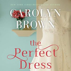 The Perfect Dress audiobook cover art