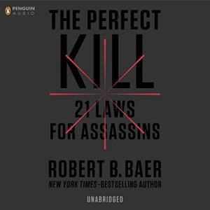 The Perfect Kill audiobook cover art