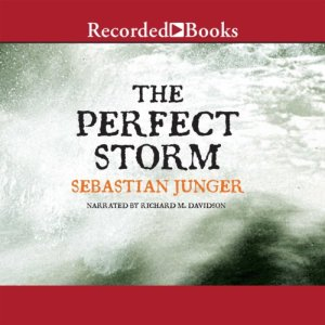 The Perfect Storm audiobook cover art