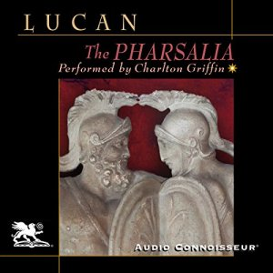The Pharsalia audiobook cover art