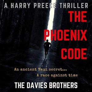 The Phoenix Code audiobook cover art