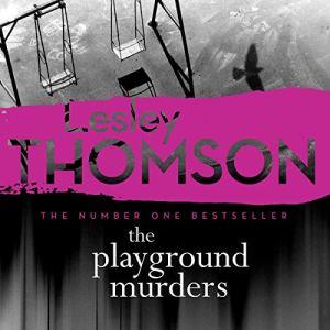 The Playground Murders audiobook cover art