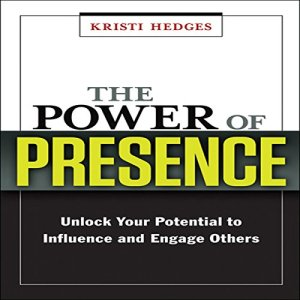The Power of Presence audiobook cover art