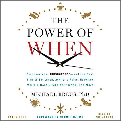 The Power of When audiobook cover art