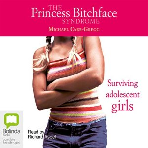The Princess Bitchface Syndrome audiobook cover art