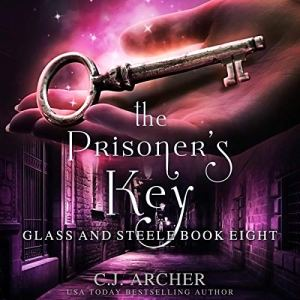 The Prisoner's Key audiobook cover art