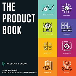 The Product Book audiobook cover art
